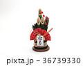 門松 正月飾り 迎春の写真 36739330