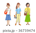 女性 3人 36739474