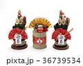 門松 正月飾り 迎春の写真 36739534