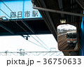 JR四日市駅と313系電車 36750633