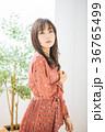 女性 ヘアスタイル 若いの写真 36765499