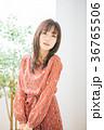 女性 ヘアスタイル 若いの写真 36765506