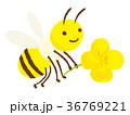 ミツバチ キャラクター 36769221