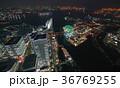 横浜 夜景 都市景観の写真 36769255