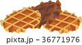 ベルギーワッフル 36771976
