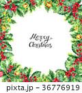 クリスマス モミ デコレーションのイラスト 36776919