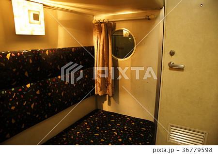 寝台特急「富士」・「はやぶさ」・「さくら」 B寝台個室ソロ(1階部屋) 36779598