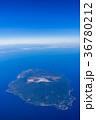 伊豆大島 空撮 36780212