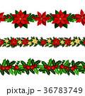 シームレス クリスマス 区域のイラスト 36783749