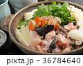 鍋 鍋物 食材の写真 36784640