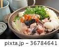 鍋 鍋物 食材の写真 36784641