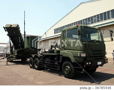 パトリオットミサイル発射機(PAC3) 36785436