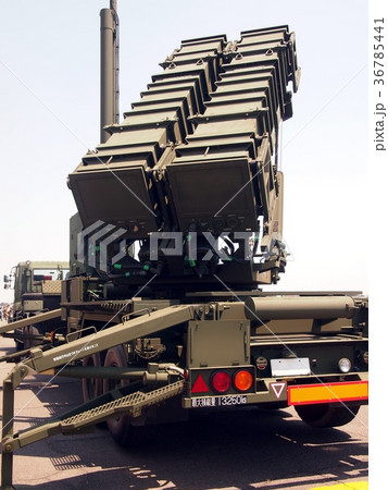 パトリオットミサイル発射機(PAC3) 36785441