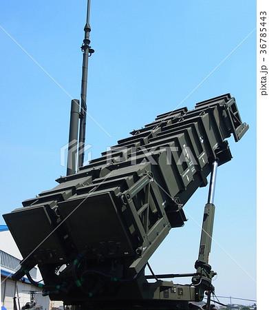 パトリオットミサイル発射機(PAC3) 36785443