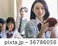 女子学生 - 読書 36786056