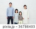 人物 ファミリー 家族の写真 36786403