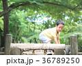 子供 遊ぶ 男の子の写真 36789250