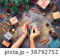 手 予備 クリスマスの写真 36792752