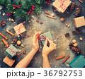 クリスマス BOX ボックスの写真 36792753