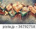 クリスマス BOX ボックスの写真 36792758