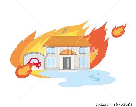 火災保険イメージ。 36793633
