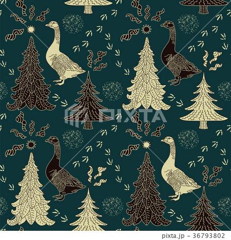 Christmas pattern. 36793802