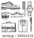 ベクトル 服 衣類のイラスト 36801319