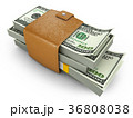 お財布 サイフ 財布のイラスト 36808038