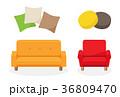 ソファー 36809470