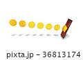 ビットコイン フィンテック スマートフォンのイラスト 36813174