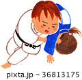 柔道 36813175