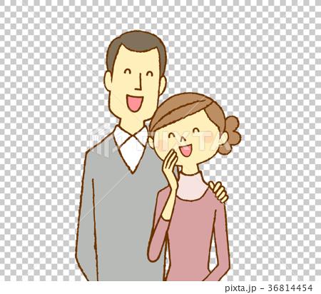 一對三十多歲的夫妻 36814454