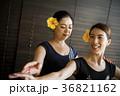 人物 女性 フラダンスの写真 36821162