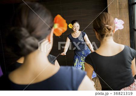 フラダンス教室 36821319