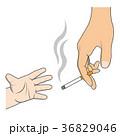 タバコの不注意 36829046