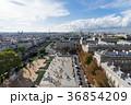 ノートルダム大聖堂から見るパリ市街の風景 36854209