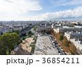 ノートルダム大聖堂から見るパリ市街の風景 36854211