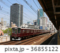 阪急電車 京都線 電車の写真 36855122