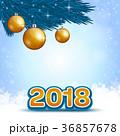 2018 新 新しいのイラスト 36857678