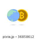 ビジネス 商売 コインのイラスト 36858612