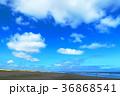 海 青空 雲の写真 36868541