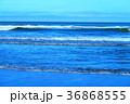 海 青空 波の写真 36868555
