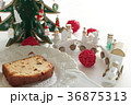 ケーキ ドライフルーツケーキ 焼き菓子の写真 36875313