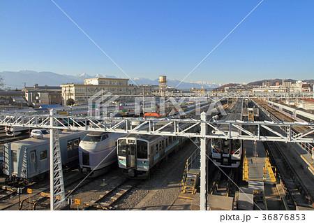 JR東日本 松本車両センター 36876853