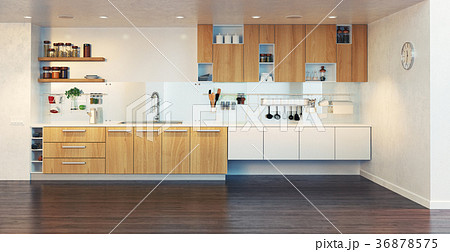 modern kitchen 36878575