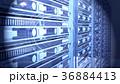 サーバー サーバーセンター データセンターのイラスト 36884413