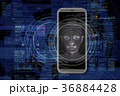 スマートフォン 36884428