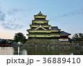 松本城 36889410