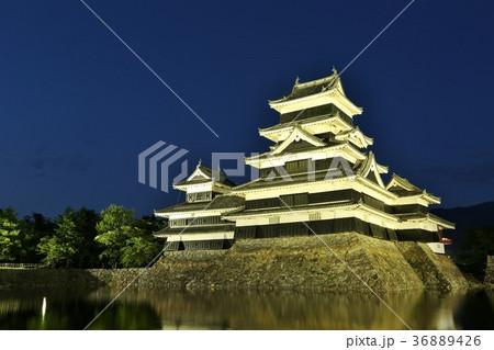 松本城 36889426
