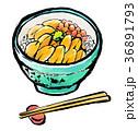 丼もの ウニ丼 36891793